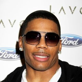 Nelly Celebrates His Birthday at Lavo Las Vegas on November 2, 2008