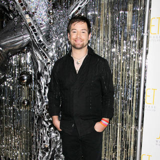 David Cook in David Cook Appears at Jet Nightclub in Las Vegas on December 30, 2008