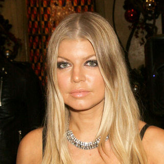 Stacy Ferguson - New Year's Eve Celebration Hosted by Fergie and Carmen Electra at Lavo Nightclub Las Vegas