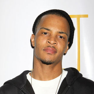 T.I. in 3rd Anniversary of Jet Nighclub Las Vegas With a Special Performance by T.I. - Arrivals