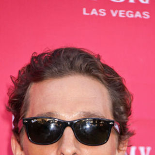 Matthew McConaughey in 44th Annual Academy Of Country Music Awards - Arrivals