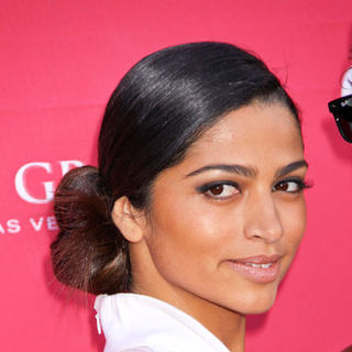 Camila Alves in 44th Annual Academy Of Country Music Awards - Arrivals