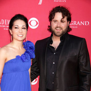 Randy Houser in 44th Annual Academy Of Country Music Awards - Arrivals