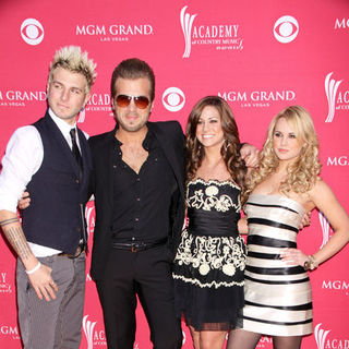 Gloriana in 44th Annual Academy Of Country Music Awards - Arrivals