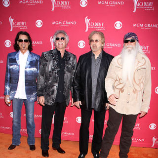 The Oak Ridge Boys in 44th Annual Academy Of Country Music Awards - Arrivals