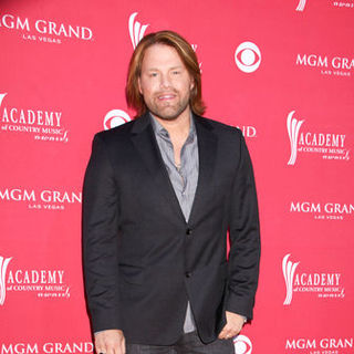 James Otto in 44th Annual Academy Of Country Music Awards - Arrivals