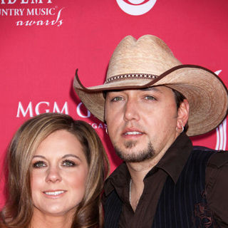 Jason Aldean in 44th Annual Academy Of Country Music Awards - Arrivals