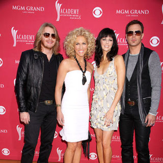 Little Big Town in 44th Annual Academy Of Country Music Awards - Arrivals