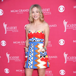 Kaley Cuoco in 44th Annual Academy Of Country Music Awards - Arrivals