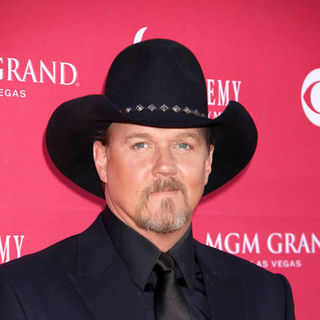 Trace Adkins in 44th Annual Academy Of Country Music Awards - Arrivals