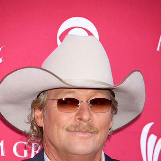 Alan Jackson in 44th Annual Academy Of Country Music Awards - Arrivals