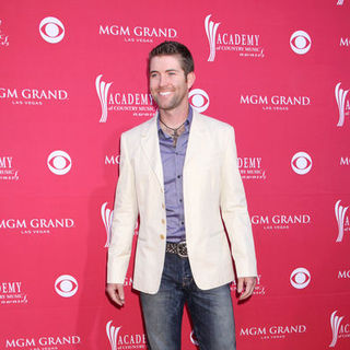 Josh Turner in 44th Annual Academy Of Country Music Awards - Arrivals