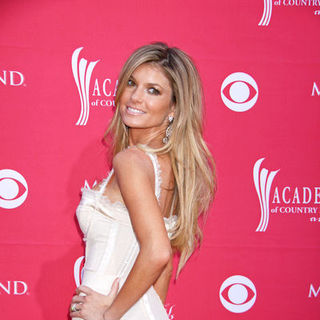 Marisa Miller in 44th Annual Academy Of Country Music Awards - Arrivals