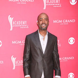 Darius Rucker in 44th Annual Academy Of Country Music Awards - Arrivals