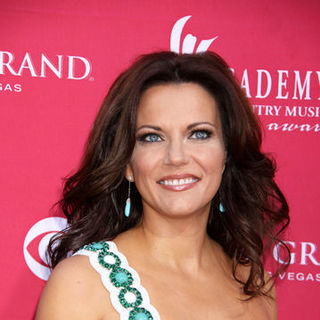 Martina McBride in 44th Annual Academy Of Country Music Awards - Arrivals
