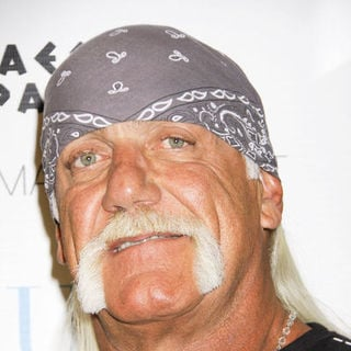 Hulk Hogan in Brooke Hogan 21st Birthday Party at PURE Nightclub in Las Vegas on May 5, 2009