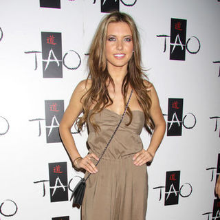 Audrina Patridge in Audrina Patridge Hosts a Birthday Party For Her Brother Mark at TAO Las Vegas on June 6, 2009