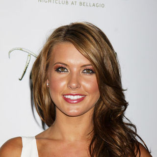 Audrina Patridge in Audrina Patridge Hosts 4th of July Weekend Party at The Bank in Las Vegas on July 3, 2009