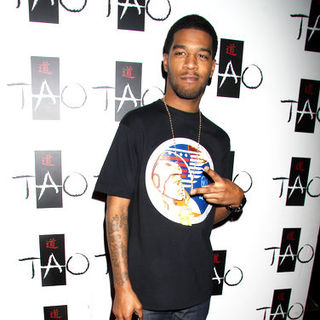 "Kid Cudi in Kid Cudi ""Man of the Moon: The End of Day"" Album Release Party at TAO Las Vegas"