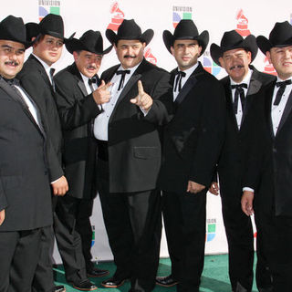 Los Huracanes del Norte in The 10th Annual Latin GRAMMY Awards - Arrivals