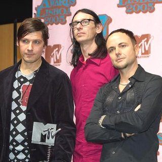 2005 MTV European Music Awards Lisbon - Press Room