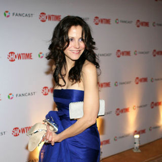 Mary-Louise Parker in 66th Annual Golden Globes - Showtime After Party - Arrivals - RSE-000099