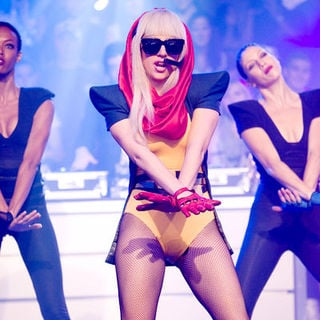 Lady GaGa - Lady GaGa Performs Live on MuchOnDemand at MuchMusic in Toronto on August 20, 2008