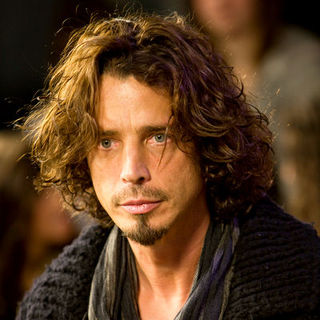 Chris Cornell in Chris Cornell Visits MuchOnDemand on November 20, 2008