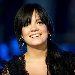 Lily Allen Visits MuchOnDemand in Toronto on February 9, 2009 - RWP-002011