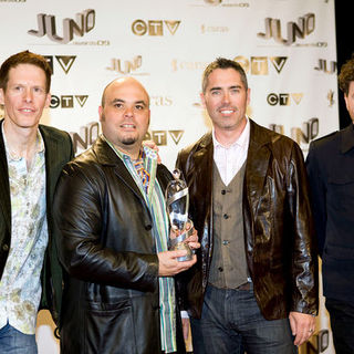 Barenaked Ladies in Juno Gala Dinner and Awards - RWP-002150