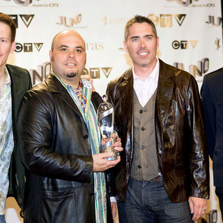 Barenaked Ladies in Juno Gala Dinner and Awards