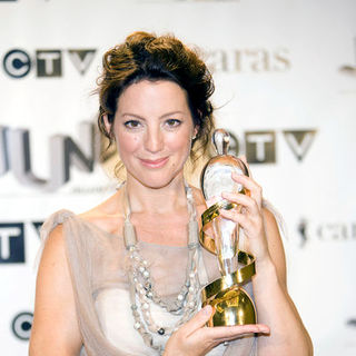 Sarah McLachlan in Juno Gala Dinner and Awards