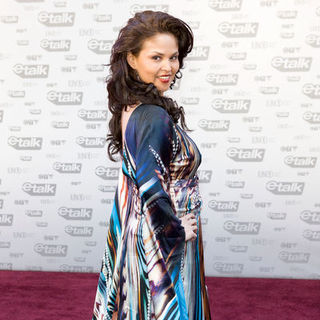 Tracy Bone in The 2009 Juno Awards Red Carpet Arrivals