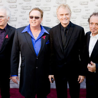 Loverboy in The 2009 Juno Awards Red Carpet Arrivals