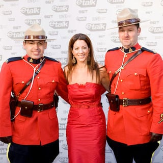 Sarah McLachlan in The 2009 Juno Awards Red Carpet Arrivals