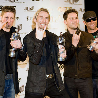 2009 Juno Awards - Press Room