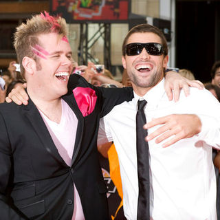 Perez Hilton, Brody Jenner in 2009 MuchMusic Video Awards - Red Carpet Arrivals