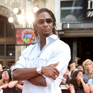 Chris Bosh in 2009 MuchMusic Video Awards - Red Carpet Arrivals