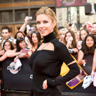 Audrina Patridge in 2009 MuchMusic Video Awards - Red Carpet Arrivals