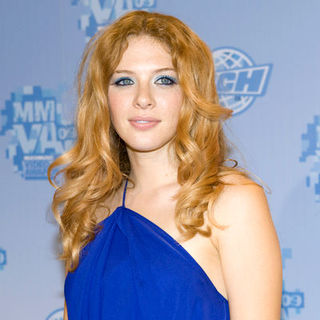 Rachelle Lefevre in 2009 MuchMusic Video Awards - Press Room