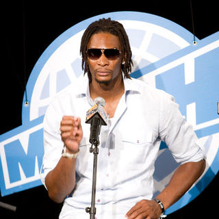 Chris Bosh in 2009 MuchMusic Video Awards - Press Room