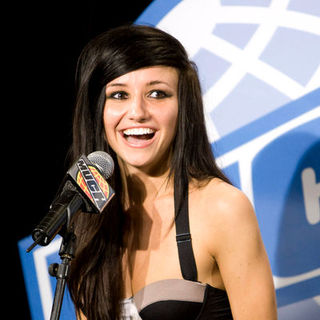 LIGHTS in 2009 MuchMusic Video Awards - Press Room