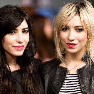 The Veronicas in The Veronicas Visit MuchOnDemand on July 15, 2009