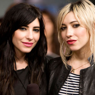The Veronicas Visit MuchOnDemand on July 15, 2009