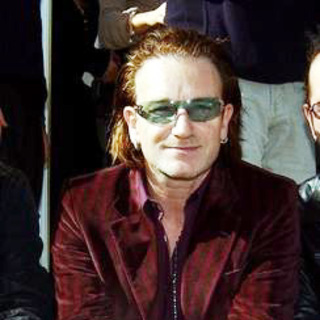 Bono in Bono enters Lillies Bordello Nightclub