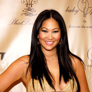 Kimora Lee Simmons in Mercedes-Benz Fashion Week Spring 2009 - Baby Phat After Party - Arrivals