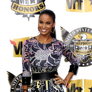Joy Bryant in 5th Annual VH1 Hip Hop Honors - Arrivals