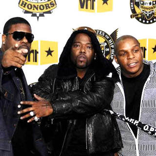 Naughty By Nature in 5th Annual VH1 Hip Hop Honors - Arrivals