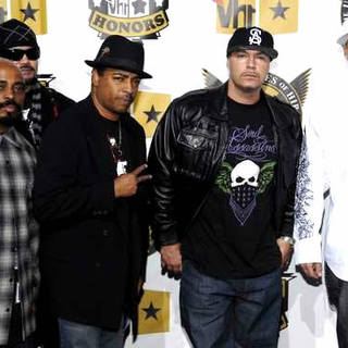 Cypress Hill in 5th Annual VH1 Hip Hop Honors - Arrivals - SDW-000563