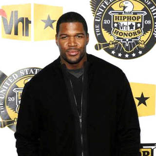 Michael Strahan in 5th Annual VH1 Hip Hop Honors - Arrivals